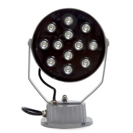 Outdoor IP65 LED Spotlight 12W 1080Lm 30.000H