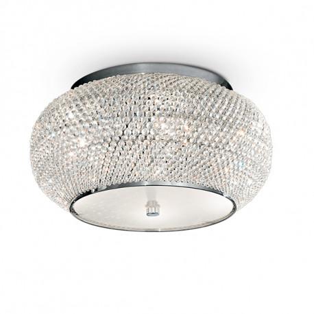 [I-L-100784] Lámpara Techo PASHA' E14 6 Luces (Sin Bombilla)
