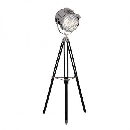 [I-L-105659] Lámpara Pie KRAKEN E27 1 Luz (Sin Bombilla)