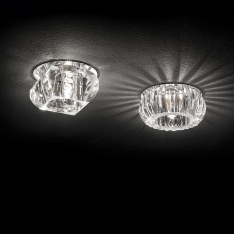 [I-L-107707] Luminaria Empotrada SOUL G9 1 Luz (Sin Bombilla)