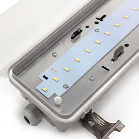 LED Watertight Luminaire 24W 1160mm