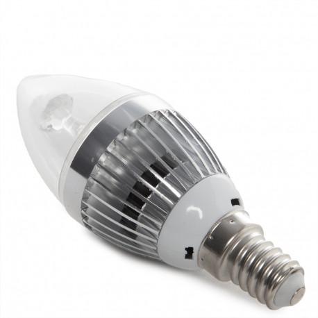 Bombilla de LEDs E14 3W