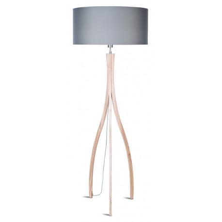 Iar Montreal F N Base Floor Lamp Ash Wood 3 Legs Montreal 148cm