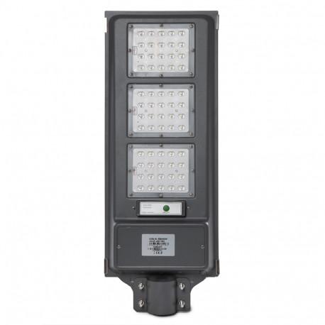 Farola LED Solar 60W 110Lm/W IP65