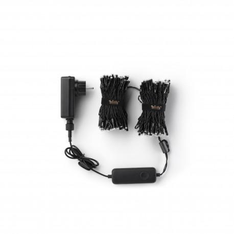 Guirnalda 250 LED Twinkly controlada por App 20M BT + WIFI IP44