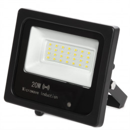 LED Downlight Dimmable Flood light Remote Control Outside Security Floodlights