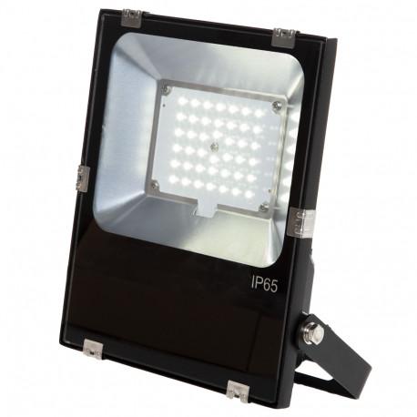 LED Floodlight Slimline Philips LED 3030 30W 3600Lm IP65 50000H