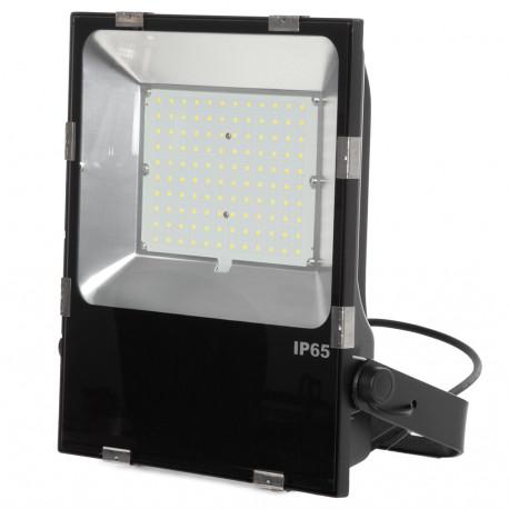LED Floodlight Slimline Philips LED 3030 100W 12000Lm IP65 50000H