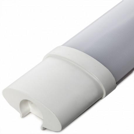 LED Watertight Luminaire IP65 1200Mm 36W 4320Lm 40.000H
