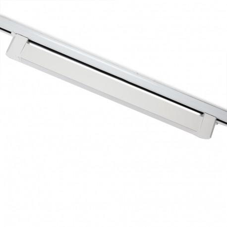 Foco Carril LED Osram Monofásico Lineal Essen 20W 100º Blanco