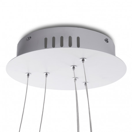 Hanging Lamp LED Circle 62W 4810Lm 30.000H Alana