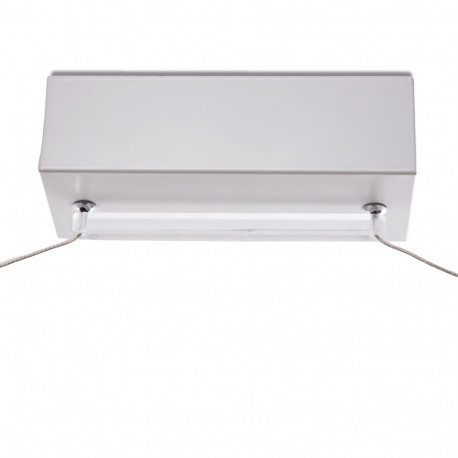 Hanging Lamp LED Wave 2 X 24W 3840Lm 30.000H Leila