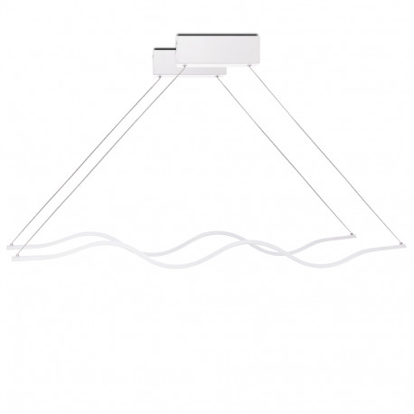 Hanging Lamp LED Wave 2 X 24W 3840Lm 30.000H Sienna