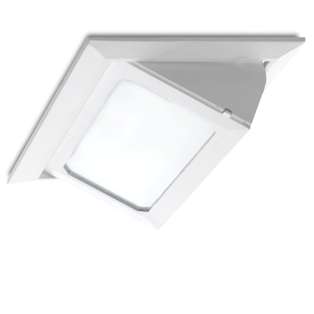 Foco Downlight  LED Rectangular Basculante SMD3030 40W 4400Lm...