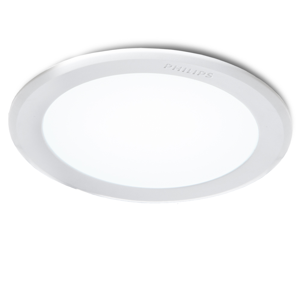 Downlight LED PHILIPS MESON Empotrable Blanco 17W 1750Lm