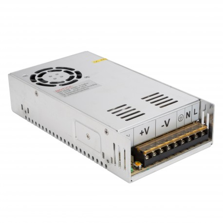 Transformador para LEDs 350W 24VDC 14,6A IP25