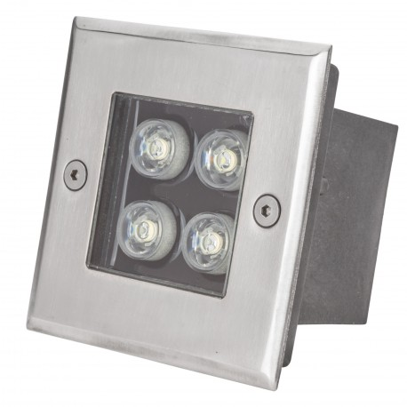LED Spotlight IP67 Recessed 4W 380Lm 30.000H Kimberly