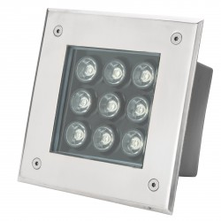 LED Spotlight IP67 Recessed 9W 855Lm 30.000H Valerie