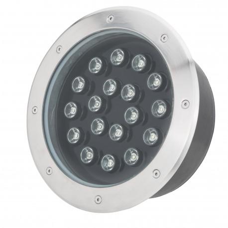 Foco de LEDs IP67 para Empotrar 18W