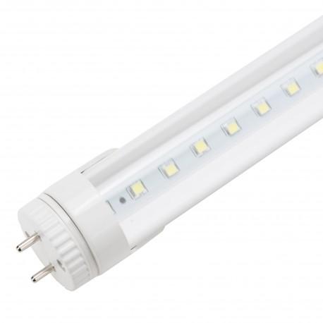 Tubo de LEDs 1200mm 18W 96 SMD2835 ECOLINE Cabeza Rotatoria