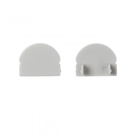 Perfíl de Aluminio Cuadrado para Tira de LEDs Difusor Opal 2 Metros (copy) (copy) (copy) (copy) (copy) (copy)