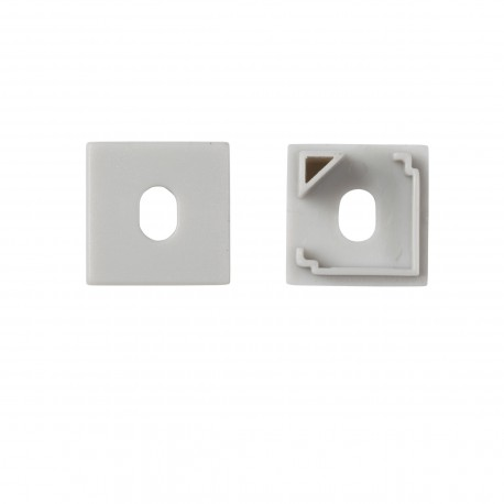 Perfíl de Aluminio Cuadrado para Tira de LEDs Difusor Opal 2 Metros (copy) (copy) (copy) (copy) (copy) (copy) (copy)