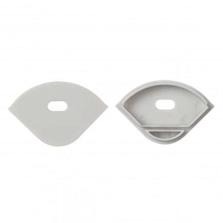 Perfíl de Aluminio Cuadrado para Tira de LEDs Difusor Opal 2 Metros (copy) (copy) (copy) (copy) (copy) (copy) (copy) (copy) (cop