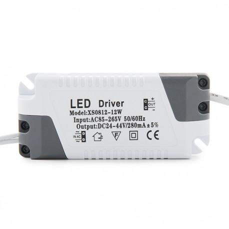 Placa de LEDs Rectangular ECOLINE 170mm 12W