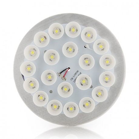 Downlight Disk Ø149X44Mm (To Substitute 2 X Pl 26W) 22W 1980Lm 30.000H