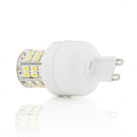 Lámpara de 48 LEDs G9 3W SMD3528
