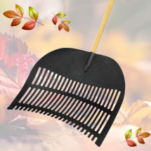 La version pelle qui charge les feuilles en grande quantité