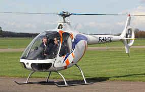 Nieuwe Guimbal Cabri 2 in Nederland