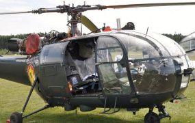 Vliegtuigspecialist fotografeert ook helikopters