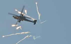BAF Kleine Brogel in de ban van helikopters