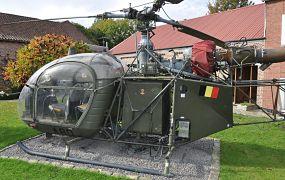 Mooie collectie helikopterfoto's