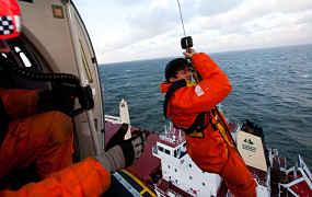 Knappe reportage met NHV op zee