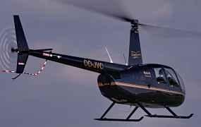 Robinson R44 Raven I kreeg zijn jaarlijkse beurt