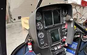 Een nieuwe Robinson R44 Raven II voor het Belgisch Register