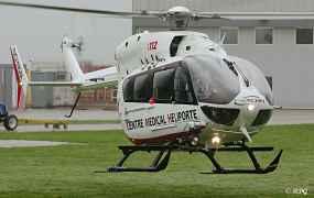 Testvluchten met de H145 OO-NSM van NHV zijn OK