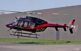 Nieuwe Bell 407GXP in het Belgische Luchtvaartregister
