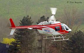Air2Air foto sessie met OO-EGM