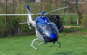 Air2Air fotoshoot met de N12CW