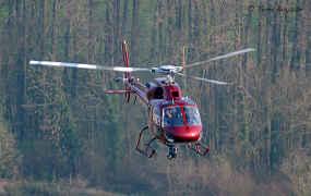Air2Air foto sessie met OO-HSK