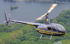 STB-copter is een bloeiende helikopterschool