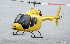 Unieke fotoshoot met de Bell 505 JetRanger X