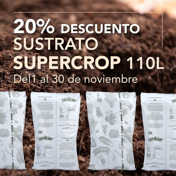 Promoción Supercrop 20%