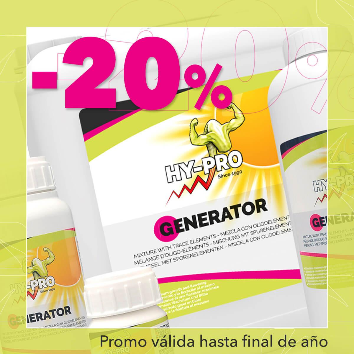 Hy Pro Generator 20%