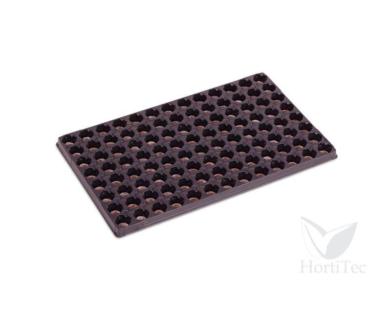 bandeja jiffy plastico 104 alveolos