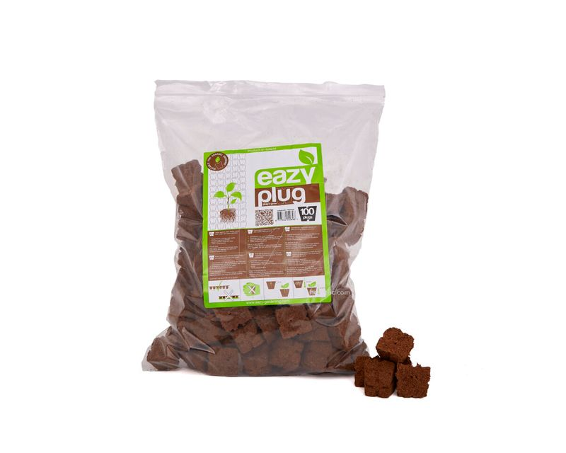 bolsa 100 dried eazy plug