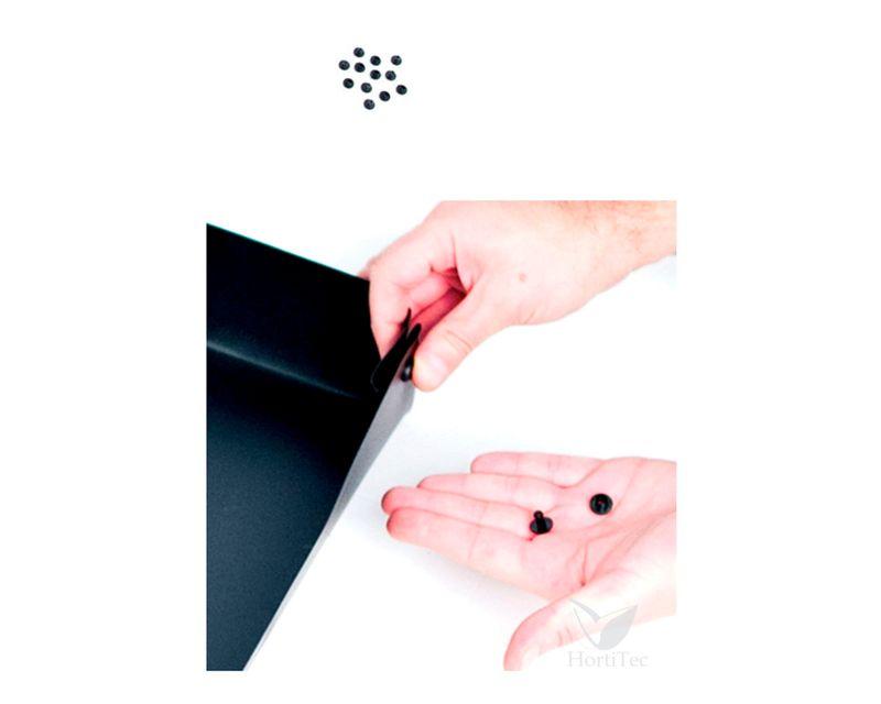 Rivet 5mm bandeja roll tray